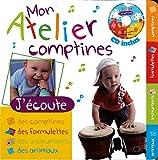 Mon atelier comptines (1CD audio)