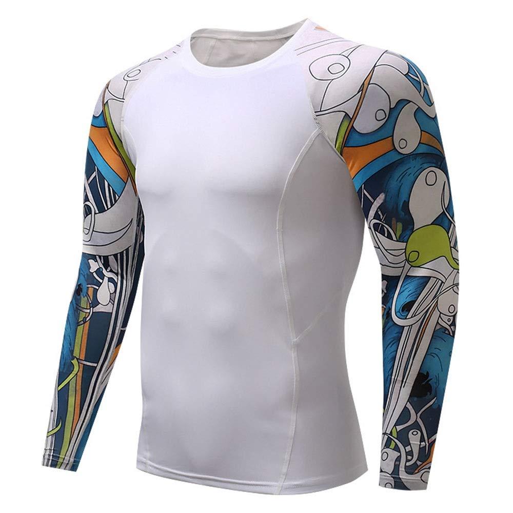 Chengleilei Camisetas Deportivas para Hombre Camiseta Base de ...