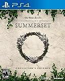 The Elder Scrolls Online: Summerset - PlayStation 4 Collector's Edition