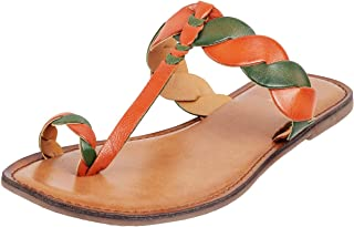 Mochi Women's 32-552 Leather Fashion Sandals
