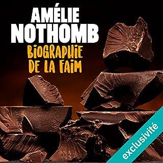 Biographie de la faim cover art