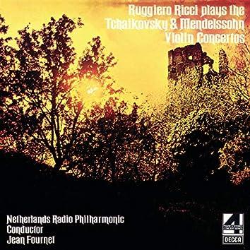 Tchaikovsky & Mendelssohn Violin Concertos