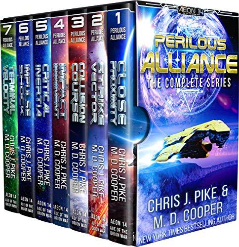 Perilous Alliance The Complete Series : Books 1 - 7 (The Perilous Alliance Boxsets: A Space Opera Adventure Book 3) (English Edition)