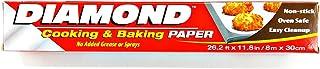 Diamond Cooking & Baking Paper, 8m x 30cm