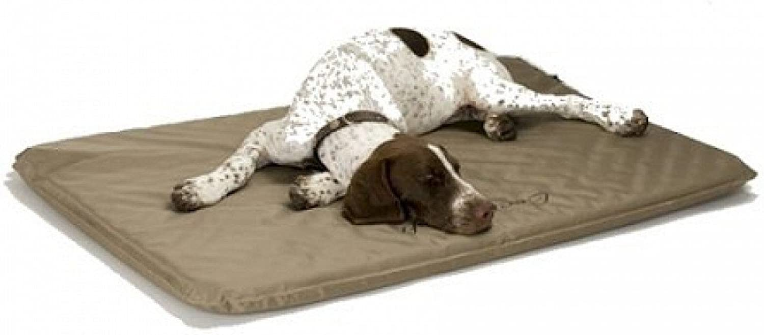 K&H Pet Products LectroSoft Heated Outdoor Bed Small 14 x 18 x 1.5 20 watts  KH1070 by K&H Manufacturing