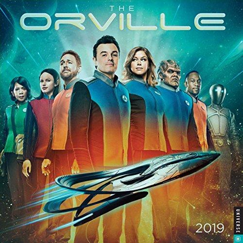 The Orville - 2019 Calendar