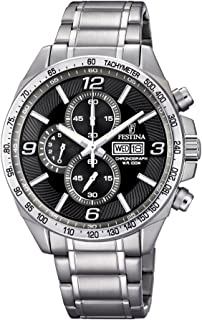 Festina F6861/4 For Men - Analog Casual Watch Stainless Steel