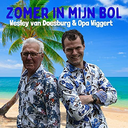 Wesley Van Doesburg & Opa Wiggert