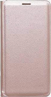 For samsung J7 Prime Wallet Flip Cover - Rose