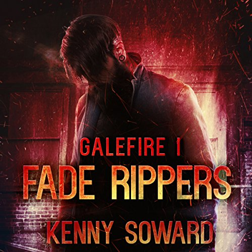 Fade Rippers audiobook cover art
