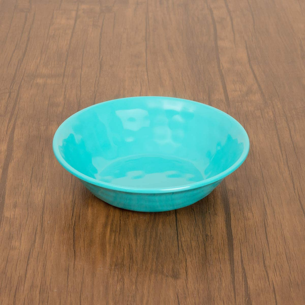 Home Centre Meadows-Madora Solid Bowl Serving Blue New mail order overseas -