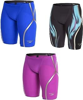 Speedo LZR Racer X Jammers Mens Bottoms Swimwear Sportswear EU 23 Black/Blue
