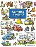 Camping Wimmelbuch: Bilderbuch ab 3 Jahre