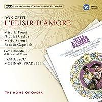 L'Elisir D'Amore by FRENI / GEDDA / MOLINARI PRADELLI (2011-04-05)