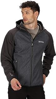 Regatta Men's Arec Ii Warm Backed Woven Strech Water Repellent Wind Resistant Jacket