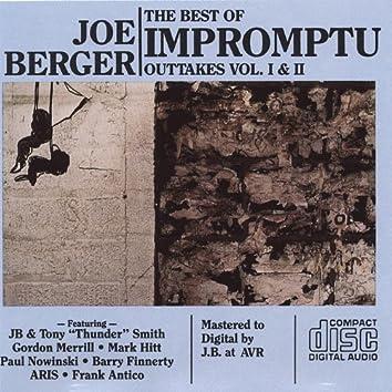 Impromptu Outtakes Vol 1-2