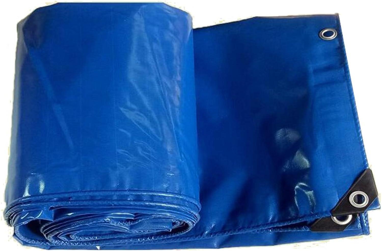DYFYMXOutdoor Ausrüstung Wasserdichte Plane der der der Tarpaulin-Campingmattefracht-Sonnenschutzisolierung haltbar, Hochtemperaturanti-Altern, blau @ B07K32YVP9  Bevorzugte Boutique 5ad4cf