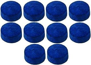 Elk Master 12mm Pool Billiard Cue Tips - Set of 10