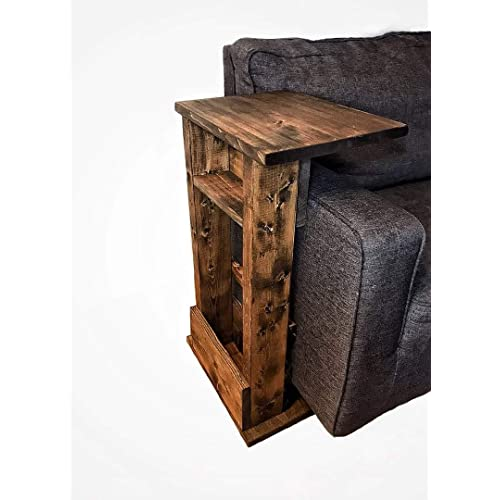 Awesome Couch Armrest Table Amazon Com Lamtechconsult Wood Chair Design Ideas Lamtechconsultcom