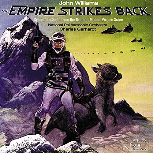 Star Wars: The Empire Strikes Back [Vinyl LP]