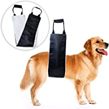 Dog Lift Support and Rehab Harness for Weak Rear Legs, Soft Sling Assist The Dog Who are Senior, Injured, Disabled and Aft...