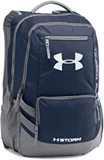 under armour hustle ii backpack navy