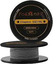 ss316 clapton coil