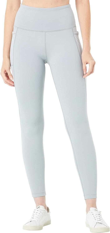 Southern Tide Melana High-Waisted Leggings Light Grey XL