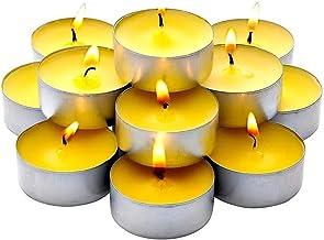 Caixa Com 10 Velas Rechauds De Citronela - Repelente Natural