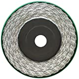 <span class='highlight'><span class='highlight'>Festnight</span></span> Galvanised Steel Razor Wire 100 m with Plastic Container for Outdoor Garden Fencing