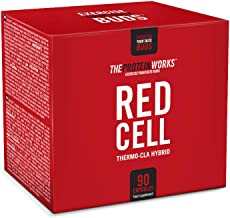 THE PROTEIN WORKS Red Cell Softgels Thermogenic Pre-Workout Supplement Supports Weight Loss CLA Green Coffee Extract Caffeine 90 Capsules Estimated Price : £ 34,99