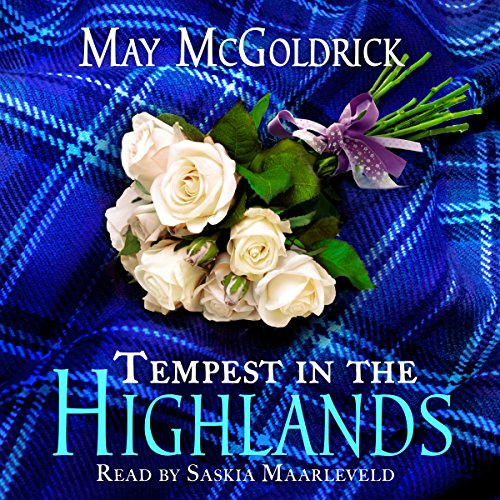 Tempest in the Highlands audiobook cover art