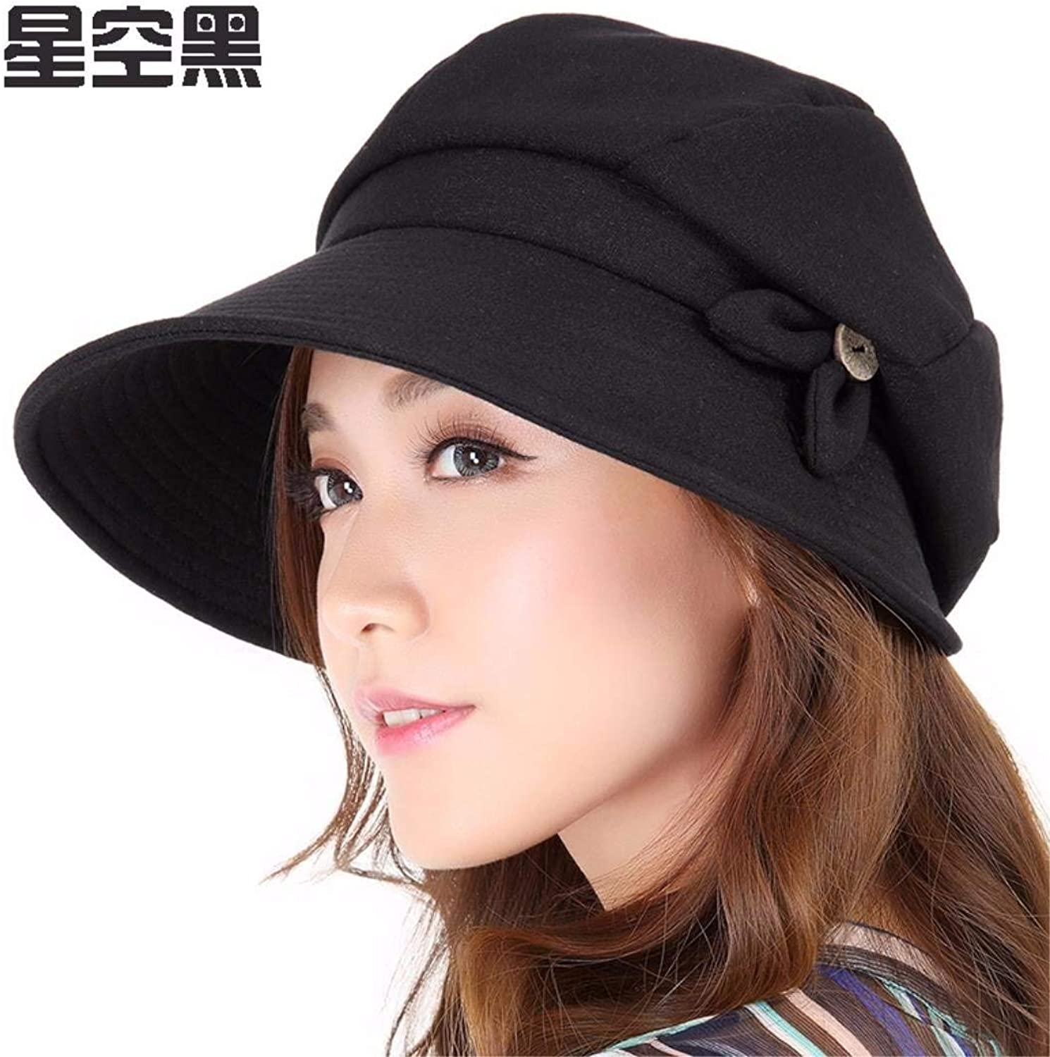 Chuiqingnet Outdoor Visor female fashion spring summer leisure cycling sunscreen Female Cap new spring