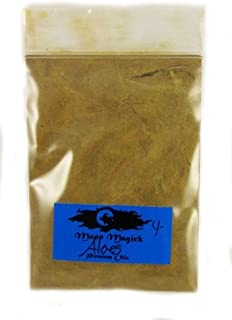 Aloes Raw Herb