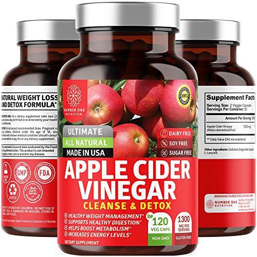 Apple Cider Vinegar Pills Veg Cap