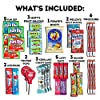 CraveBox Care Package (45 Count) Snacks Food Cookies Chocolate Bar Chips Candy Variety Gift Box Pack Assortment Basket Bundle Mix Bulk Sampler Treat College Students Final Exam Office Father's Day #4