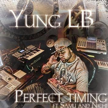 Perfect Timing (feat. Samu & Nichi)