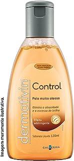 Control Sabonete Liquido, 120 ml, Dermotivin