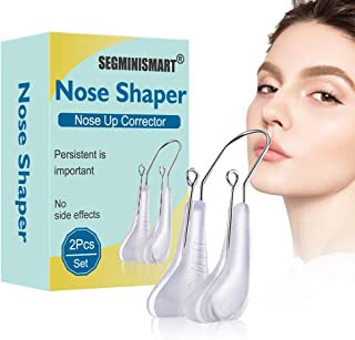 Nose Shaper Clip,Nose Up Lifting Shaping Shaper,Nose Fashion Up Lifting Shaping Bridge Enderezar la belleza Dispositivo delgado Más suave
