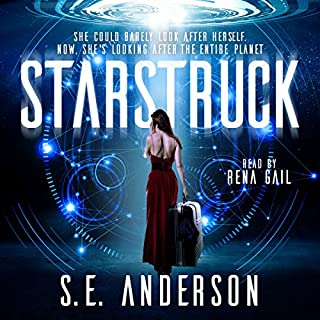 Starstruck (Volume 1)                   By:                                                                                                                                 S. E. Anderson                               Narrated by:                                                                                                                                 Rena Gail                      Length: 8 hrs and 16 mins     Not rated yet     Overall 0.0