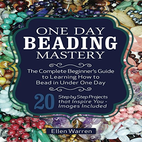 Beading, 2nd Edition audiobook cover art