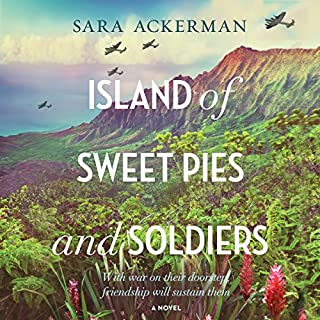 Island of Sweet Pies and Soldiers audiobook cover art