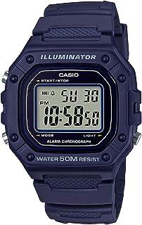 Relógio Casio Masculino Digital W-218H-2AVDF-BR