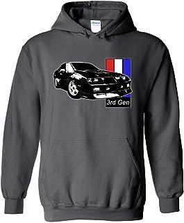 3rd Gen Chevy Camaro Hoodie Sweatshirt