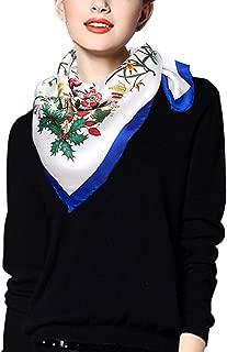 100% Premium Silk Scarf Functional Women Long Lightweight Scarf Head Wrap Scarf Wonderful Gifts