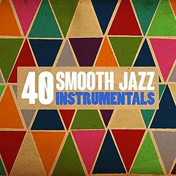 40 Smooth Jazz Instrumentals