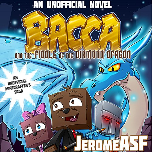 Bacca and the Riddle of the Diamond Dragon cover art
