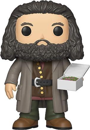 Figurine - Funko Pop - Harry Potter - Hagrid with Cake 15 cm