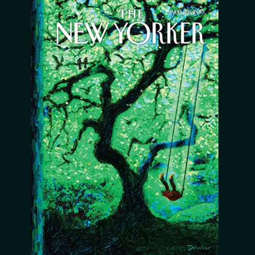 The New Yorker, August 26th 2013 (David Remnick, Ken Auletta, James Surowiecki) cover art