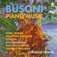Tanski, Claudius by Busoni (1995-01-01)
